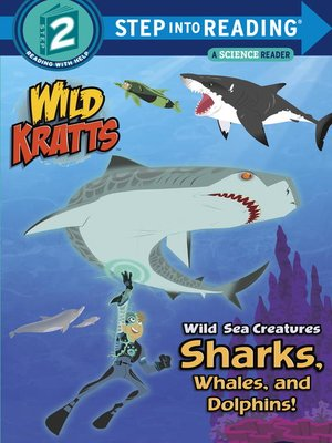 cover image of Wild Sea Creatures